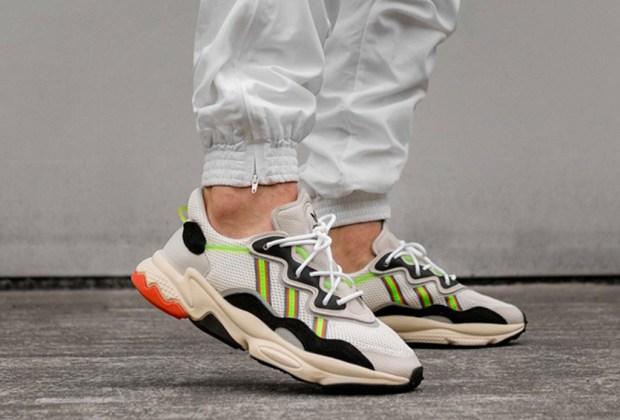 5 sneakers súper cómodos que además lucen increíbles - adidas-ozweego-sneakers-moda