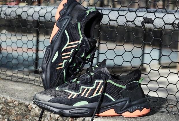 5 sneakers con diseño vintage que te harán sentir que viajas en el tiempo - adidas-ozweego-tendencia-sneakers