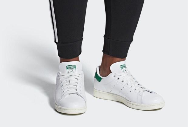 5 sneakers con diseño vintage que te harán sentir que viajas en el tiempo - adidas-stan-smith