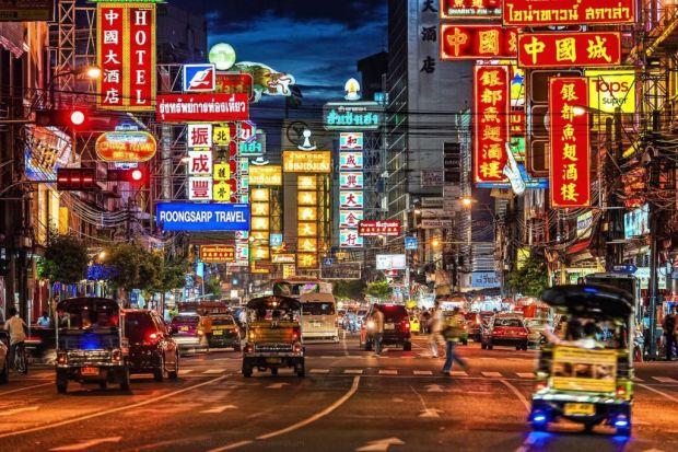 5 razones por las que debes viajar a Tailandia ¡Ya! - bangkok