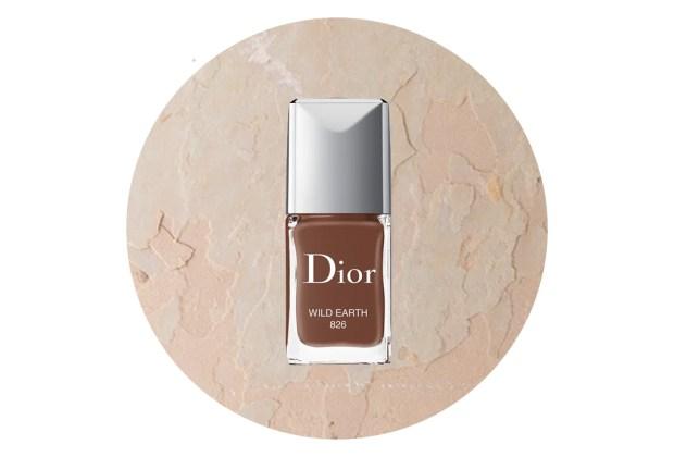 Los colores de uñas perfectos para usar este otoño 2019 - colores-uncc83as-otoncc83o-2019-ocre