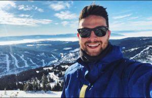 Estas son las 3 actividades de invierno favoritas de Eddy Vilard, además de esquiar