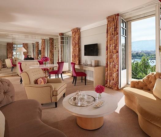 Le Richemond, el histórico y lujoso hotel en Ginebra que debes visitar - le-richemond-interior