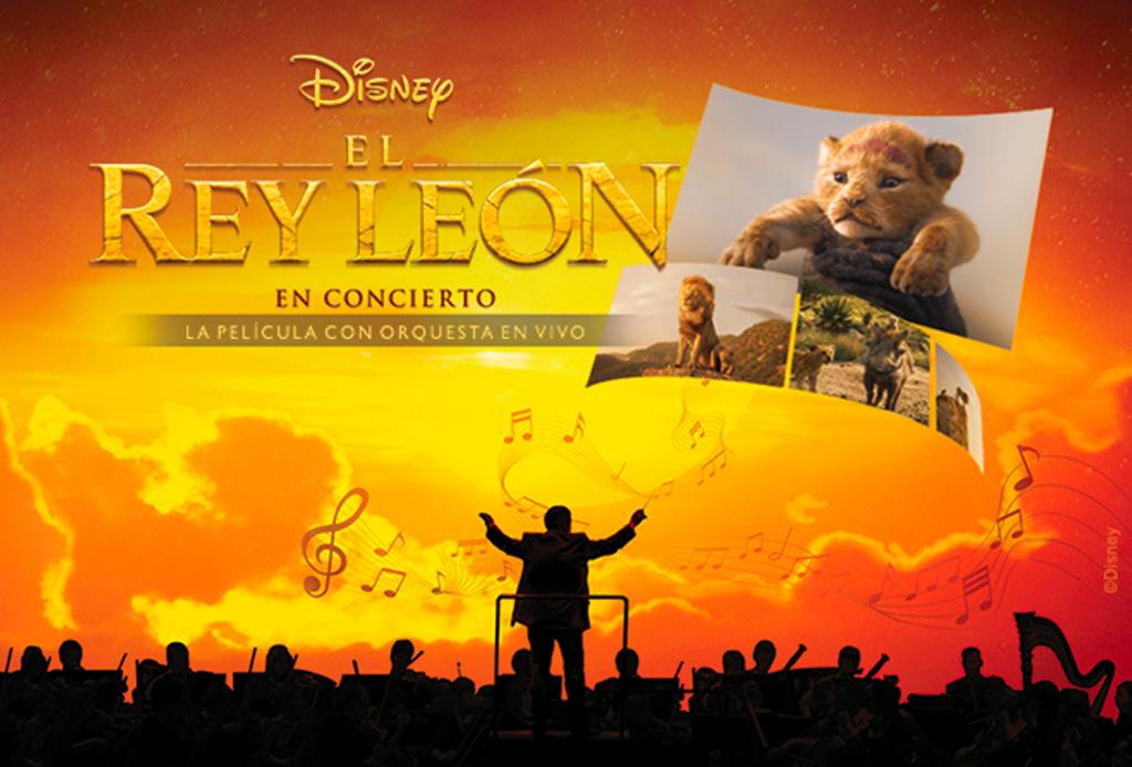 El Rey León en Concierto - rey-leon-orquesta-auditorio
