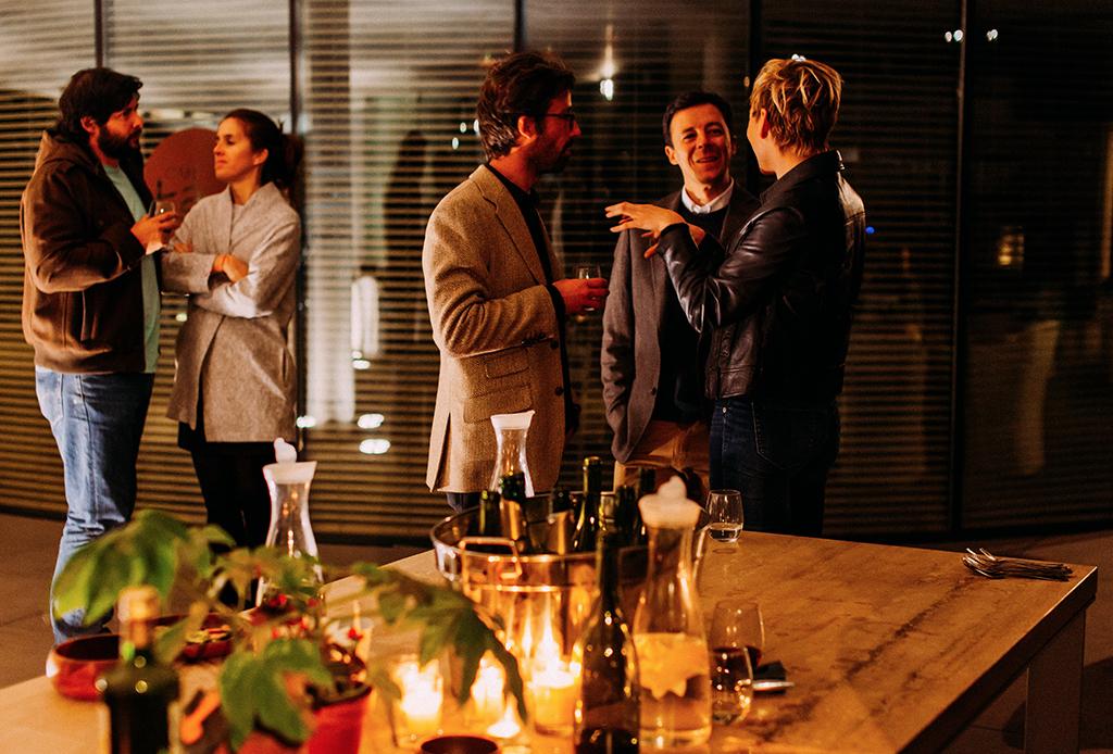 Restaurantes con salones privados para celebrar cualquier fecha especial