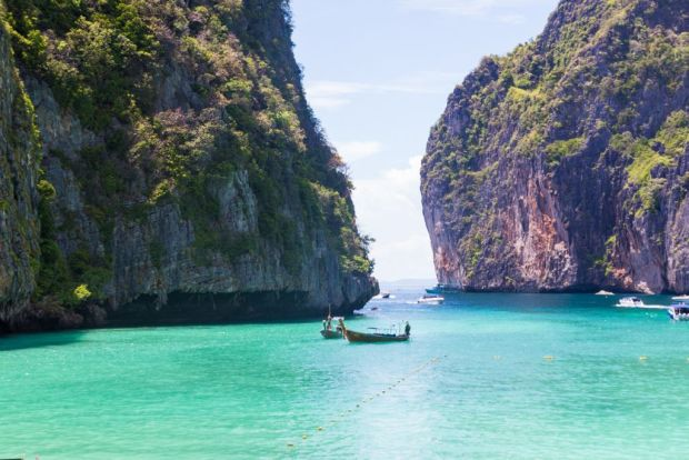 5 razones por las que debes viajar a Tailandia ¡Ya! - tailandia-playa