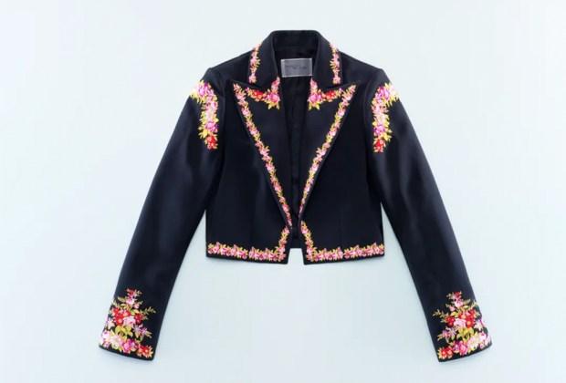 10 piezas de Giambattista Valli x H&M para lucir espectacular en tus fiestas de fin de año - blazer-giambattista-valli-hm