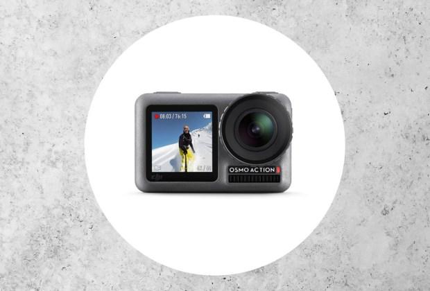 ¿Amante de la adrenalina? Estas cámaras son perfectas para la acción - dji-osmo-action