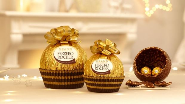 Ferrero quiere fabricar chocolates 'verdes' en México - ferrero-rocher