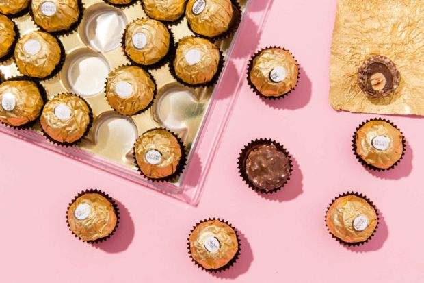 Ferrero quiere fabricar chocolates 'verdes' en México - ferrero