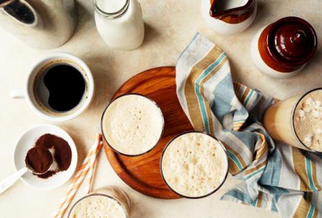 Celebra el día del frappuccino con esta receta baja en calorías - frappuccino-2-1024x694