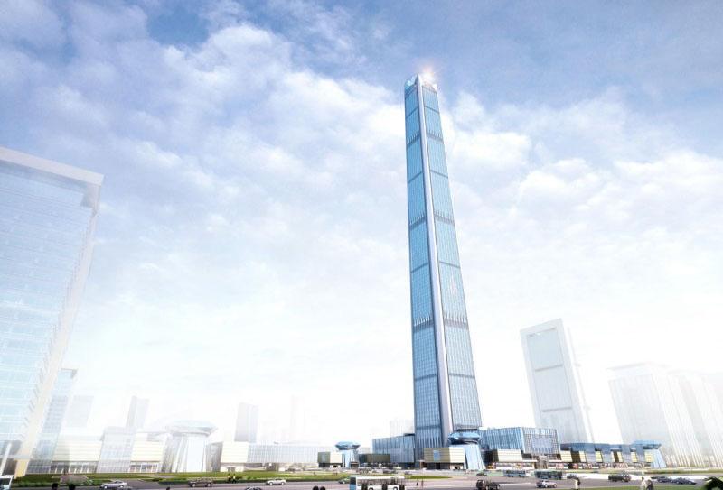 Los edificios más impresionantes que abrirán sus puertas en 2020 - goldin-finance-1