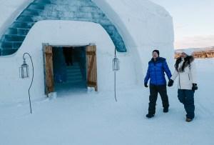 6 datos que debes saber del Hotel de Hielo en Quebec antes de visitarlo