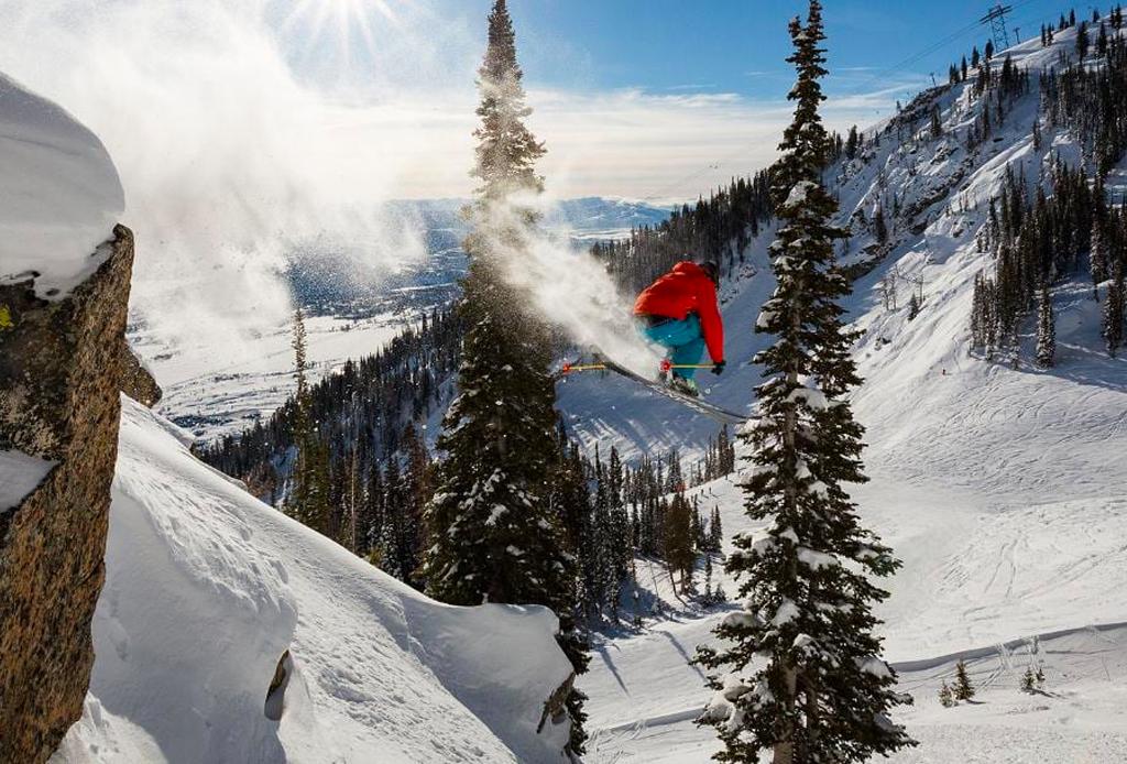 Jackson Hole, un paraíso para esquiadores y foodies que debe estar en tu bucket list