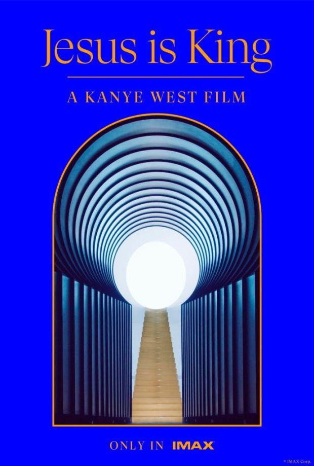 Kanye West estrena música de la mano de James Turrell - jesus-is-king