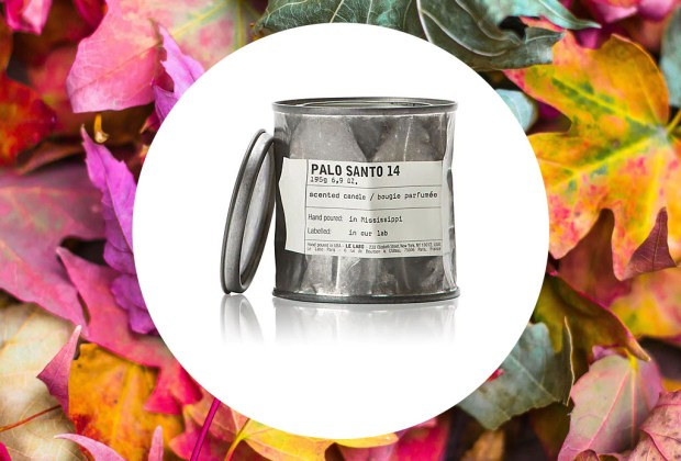 Las velas que no pueden faltar en casa para aromatizar este otoño - le-labo-palo-santo-14
