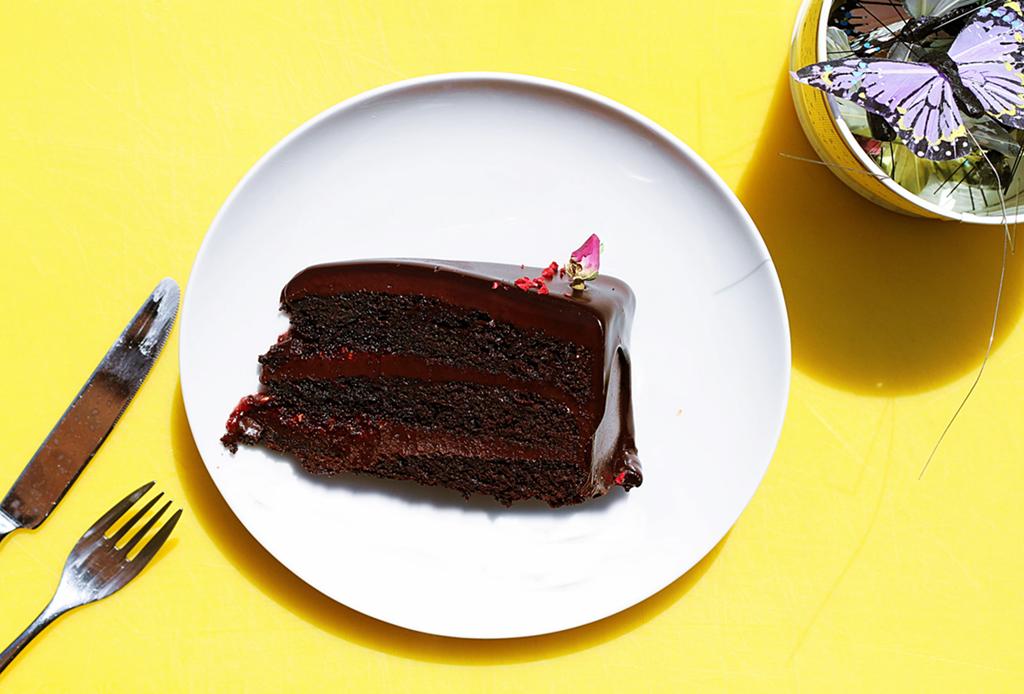 Tenemos la receta de un pastel de chocolate healthy