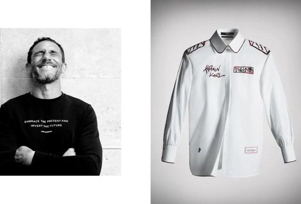 «The White Shirt Project»: un tributo a Karl Lagerfeld que tú puedes tener - sebastien-jondeau-the-white-shirt