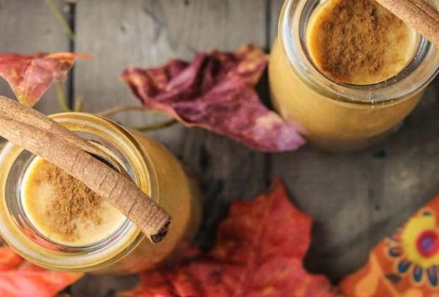 Prepara este smoothie antiinflamatorio con calabaza y cúrcuma - smoothie-calabaza-curcuma-1