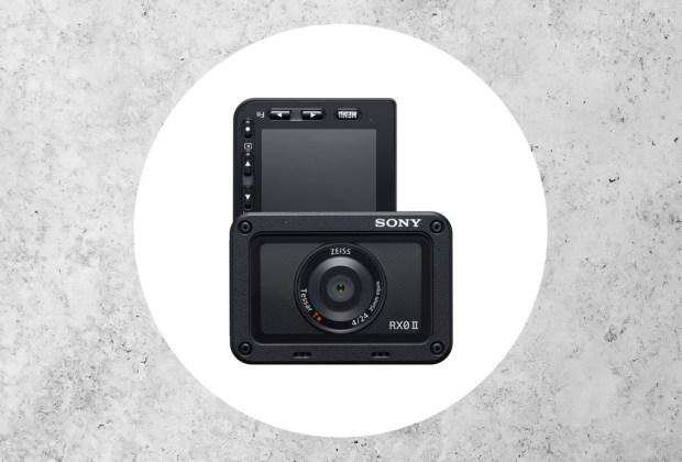 ¿Amante de la adrenalina? Estas cámaras son perfectas para la acción - sony-rx0-ii