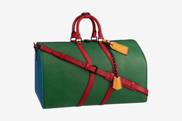 La increíble colaboración entre Virgil Abloh y Louis Vuitton para 2020 - virgil-abloh-louis-vuitton-mochila