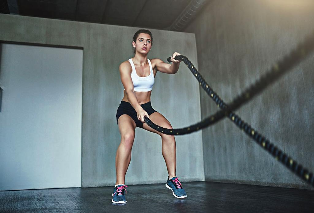 Aún puedes salvar el año: tenemos la playlist para tu mejor workout