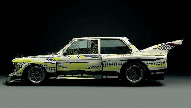 Las mejores colaboraciones de BMW con grandes artistas - bmw_art-lichtenstein