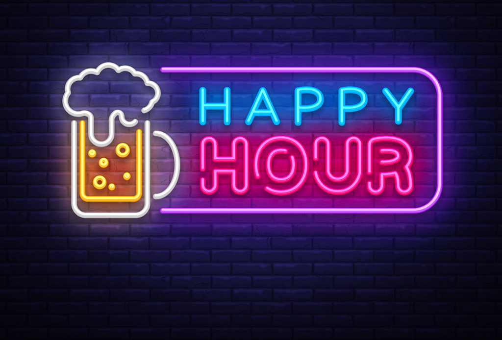 Celebra el Happy Hour como debe ser con esta playlist
