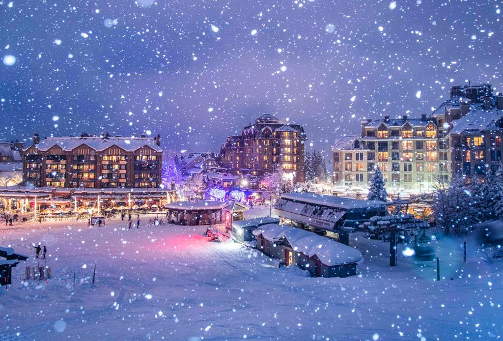 Estas son las nuevas actividades de invierno que tienes que conocer en Whistler