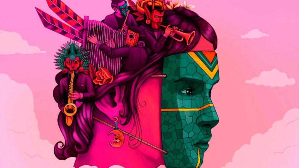 La Mexicana - Orquesta Nacional de Jazz de México - la-mexicana
