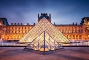 Una playlist inspirada en las obras más importantes del Museo del Louvre