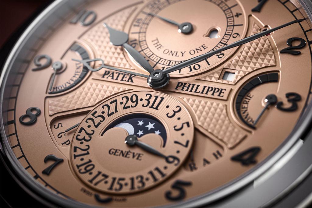 Este Patek Philippe es el reloj más caro del mundo