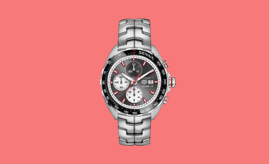 TAG Heuer lanza dos relojes dedicados a Ayrton Senna - tag-heuer-formula-1
