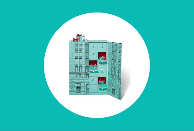 Very, Very Tiffany Holidays: la colección perfecta para consentirte estas fiestas - calendario-de-adviento-tiffany