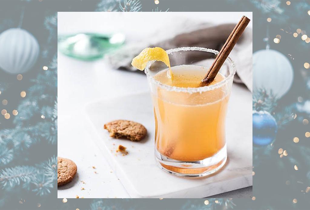 Disfruta de estos cócteles ideales para el invierno en menos de 15 minutos - coctel-de-jengibre
