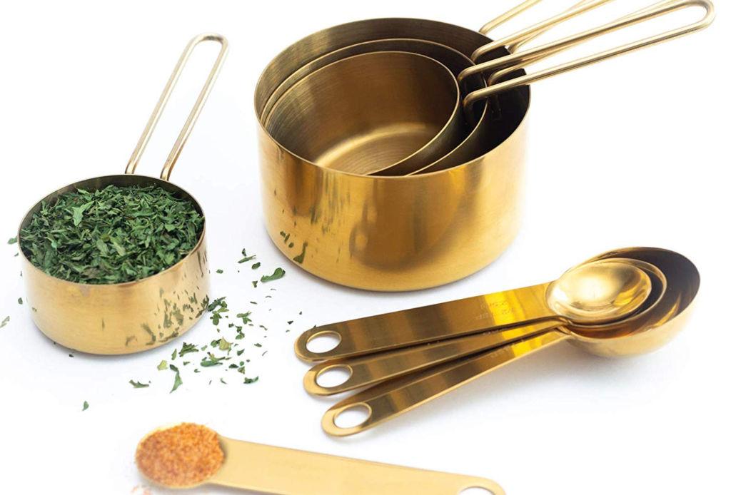 Básicos de la cocina para todos los que quieran aprender a cocinar - cucharas-medidoras