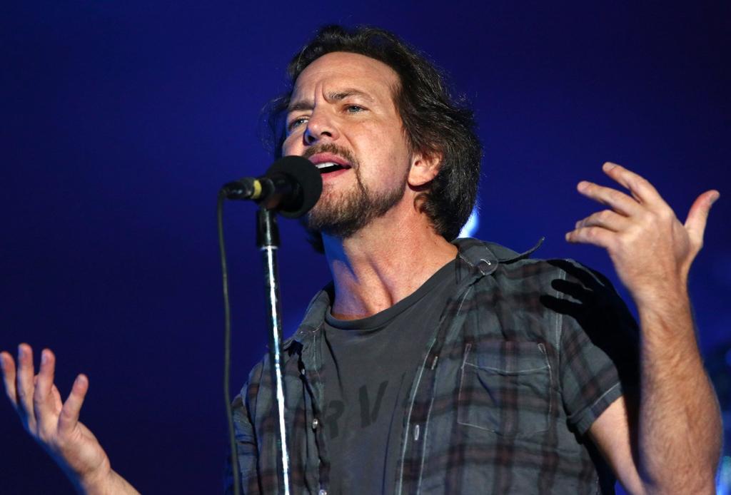 Lo mejor de la voz de Eddie Vedder en una playlist
