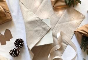 Furoshiki: una técnica japonesa para envolver tus regalos (de manera sustentable)