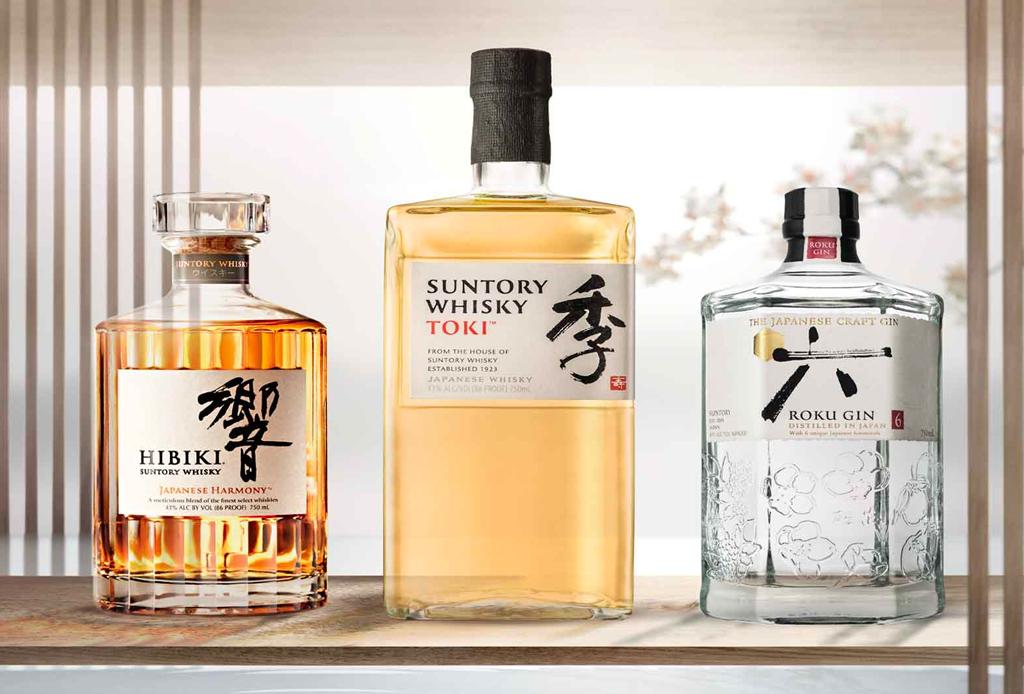 Te contamos los detalles sobre House of Suntory y sus deliciosos destilados japoneses
