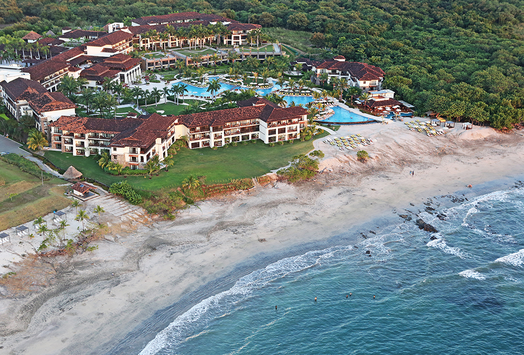 Escápate y desconéctate en este complejo de JW Marriott en Costa Rica