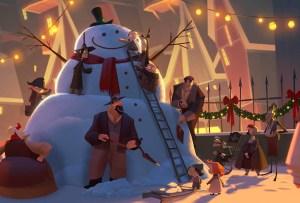 Las nuevas películas navideñas de Netflix para estas vacaciones