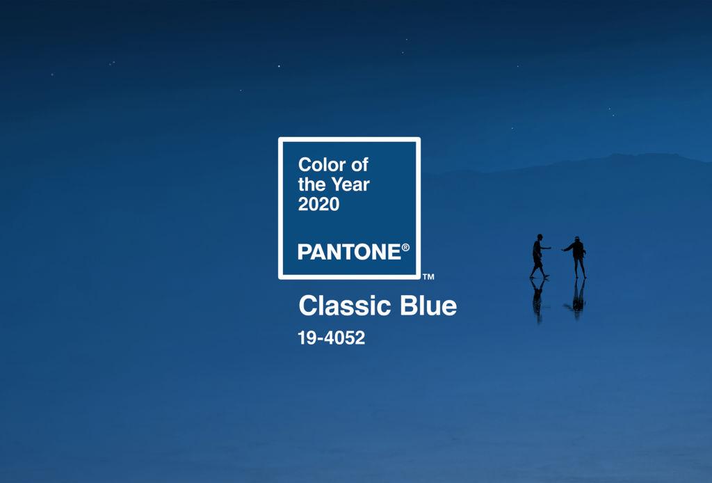Así puedes combinar el Classic Blue, el color de Pantone para 2020 - pantone-color-2020