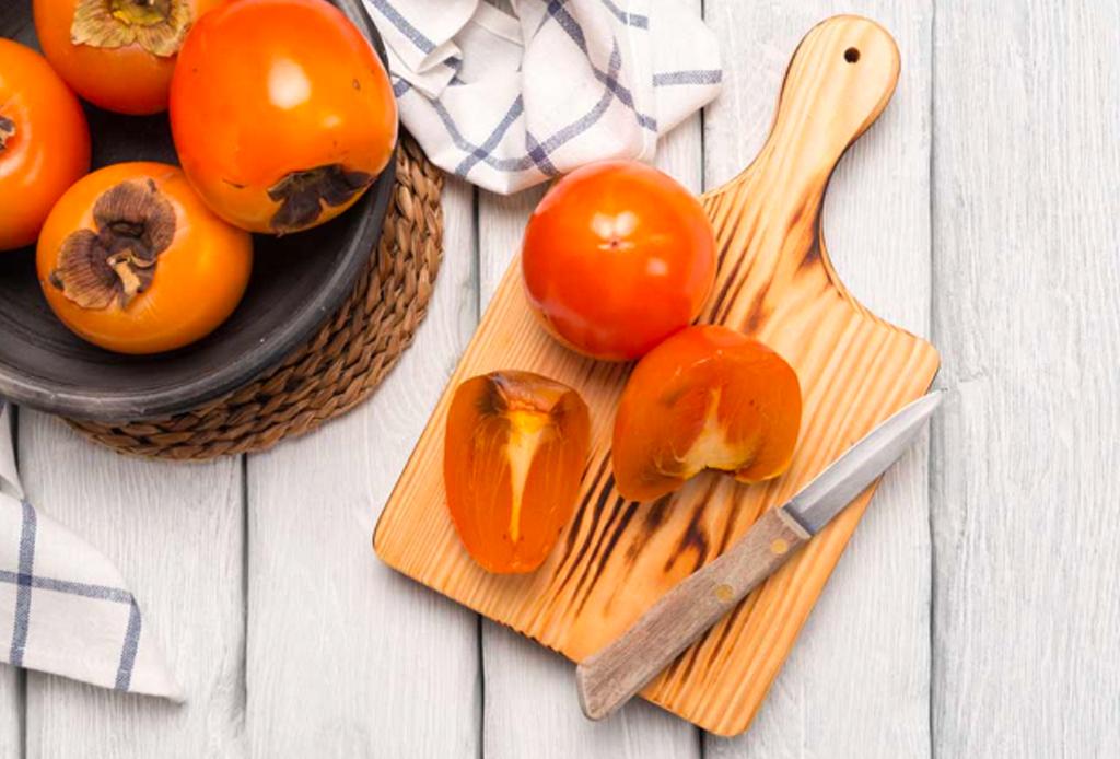 ¿Conoces el persimón? Te contamos sobre los beneficios de esta fruta - persimon-2