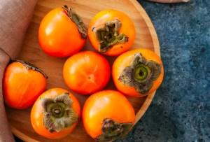 ¿Conoces el persimón? Te contamos sobre los beneficios de esta fruta