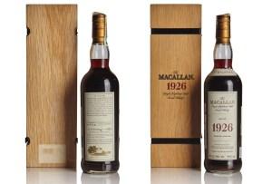 Esta es la botella de whisky más cara del mundo