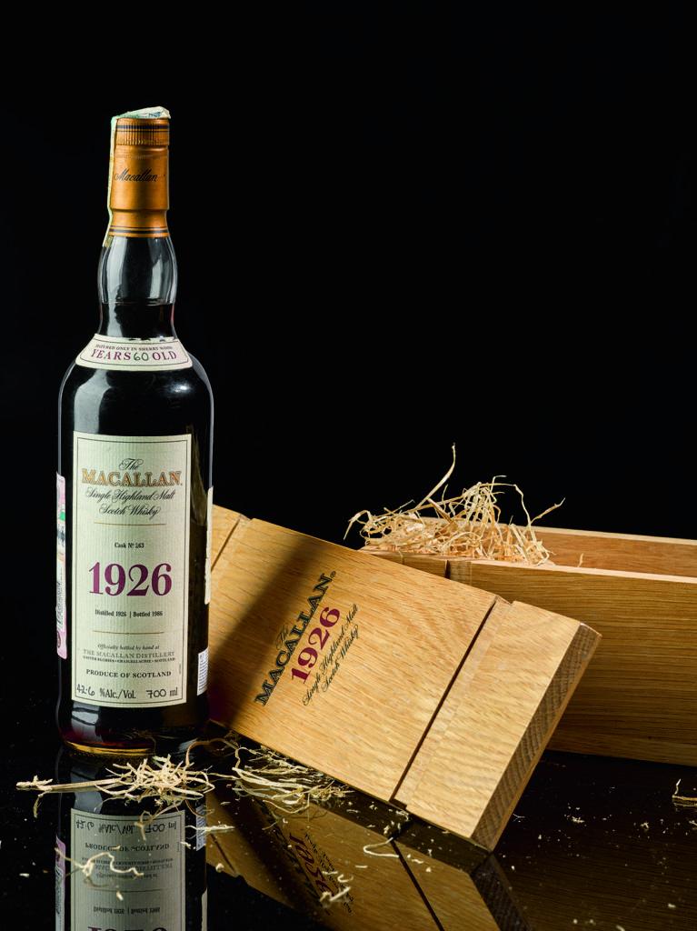 Esta es la botella de whisky más cara del mundo - the-macallan-fine-rare-60-year-old-1926_2-1