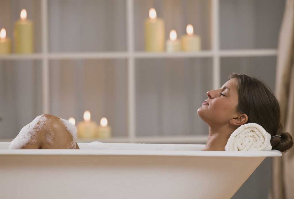 ¿Te atreverías a tomar un baño con vinagre de manzana? Estos son los beneficios - beneficios-bancc83o-vinagre-manzana