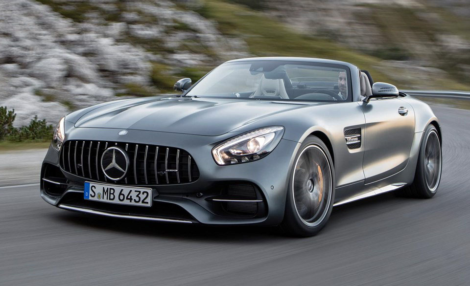 ¿Amante de los autos? Estos son los Mercedes-Benz más hermosos de la historia - bmercamg-001