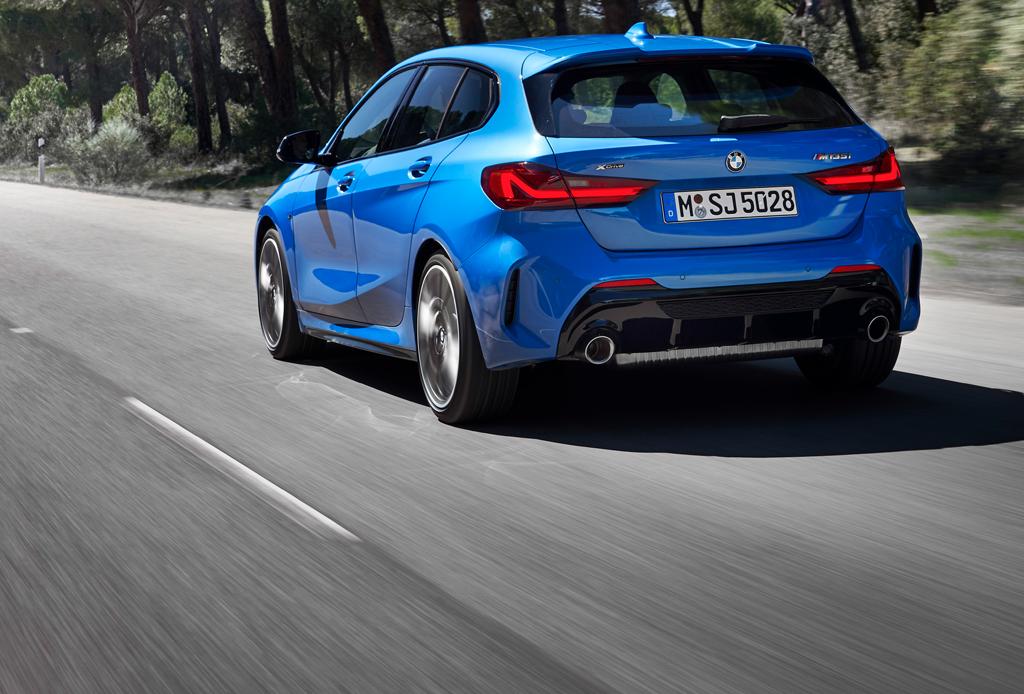 Por estas razones es que amamos el nuevo Serie 1 de BMW