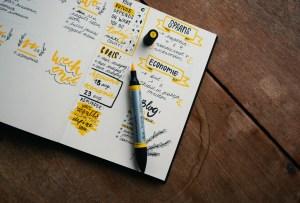 'Bullet journaling' es la nueva técnica para organizarte y trabajar mejor